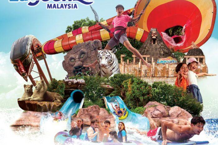 Tour Gia Đình: Sunway Lagoon – Kuala Lumpur. Giải Trí – Tham Quan – Mua Sắm 4 Ngày 3 Đêm