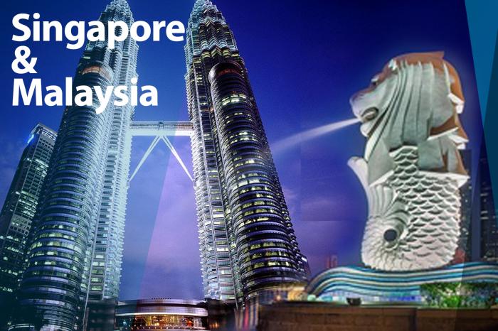 1 Hành Trình 2 Đất Nước: Singapore – Kuala Lumpur – Johor Bahru – Lego Land, 5 Ngày 4 Đêm, Tour RIÊNG, Khởi Hành Mỗi Ngày