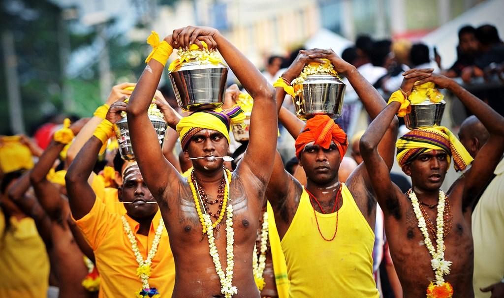 Hòa mình vào lễ hội khi du lịch Mã Lai