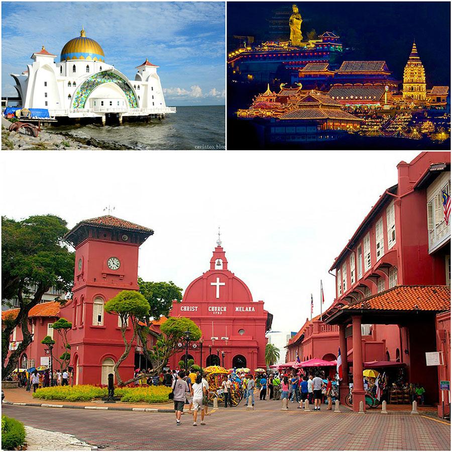 Công Trình Tôn Giáo – Điểm Du Lịch Malaysia