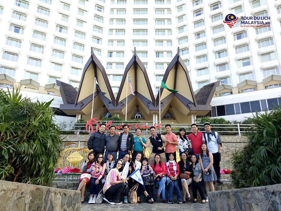 5N4Đ Nghỉ 1 Đêm Genting – Kuala Lumpur – Malacca