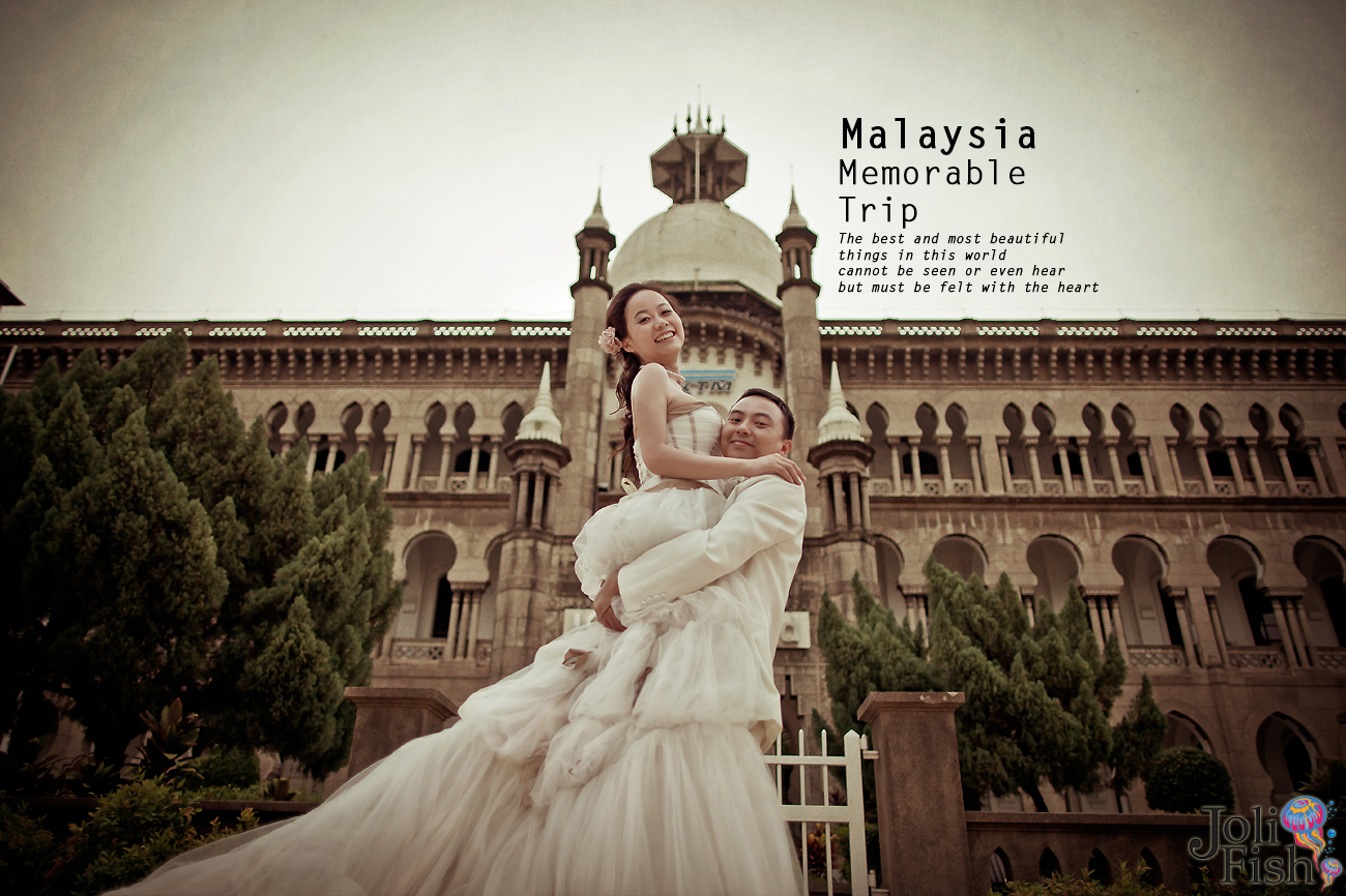 Địa Điểm Chụp Ảnh Cưới Đẹp Ở Malaysia