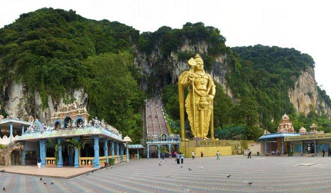 Đền Hindu – Địa Điểm Du Lịch Malaysia Độc Đáo