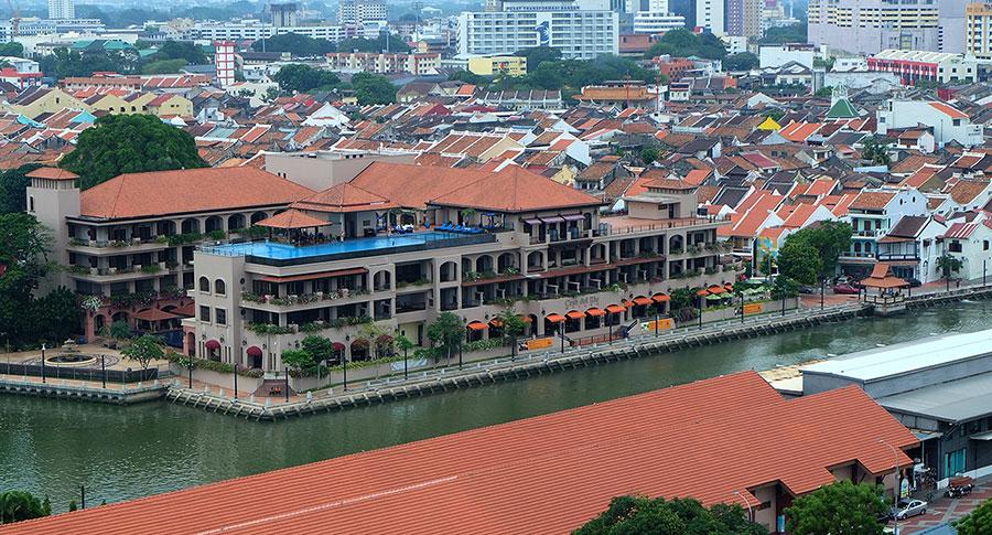 """Địa Điểm Tham Quan Tại Malacca – """"Thành Phố Đỏ"""""""