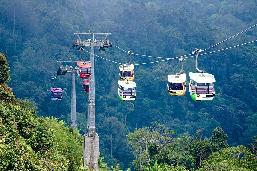 Du Lịch Malaysia Gía Rẻ