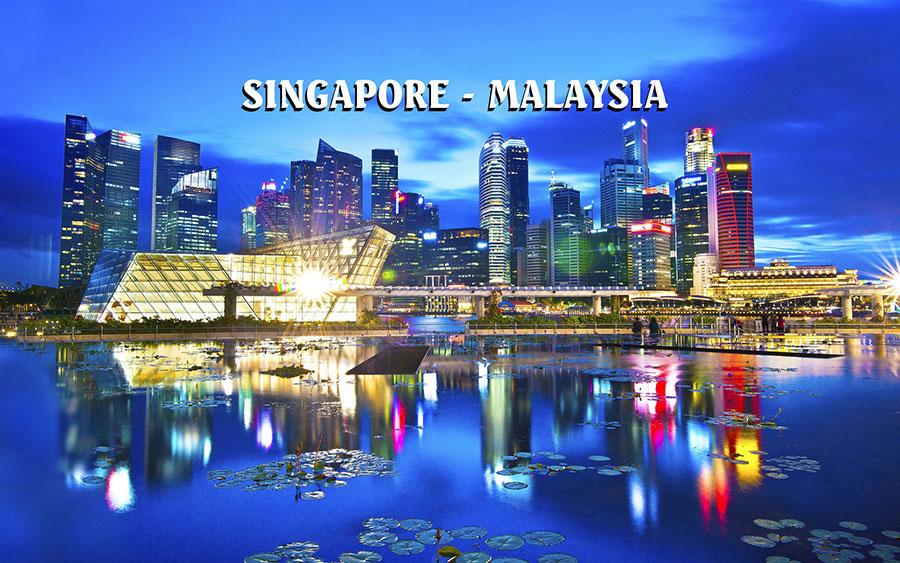 Tour Đi Malaysia – Singapore