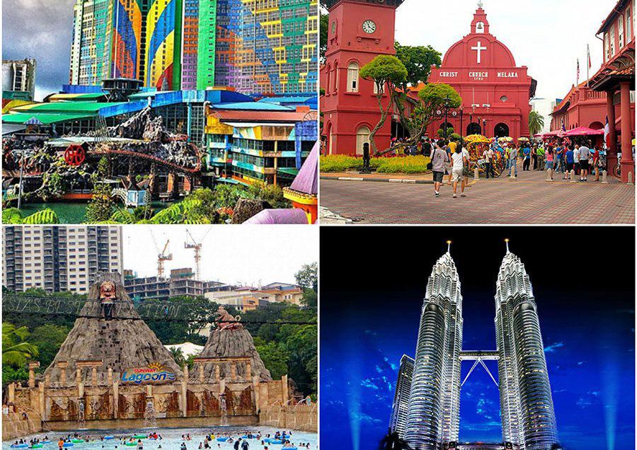 Tour Malaysia 4 Ngày 3 Đêm Có Gì Hay?