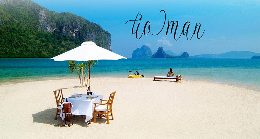 Chiêm Ngắm Bức Tranh Muôn Sắc Malaysia – Đảo Rồng Tioman