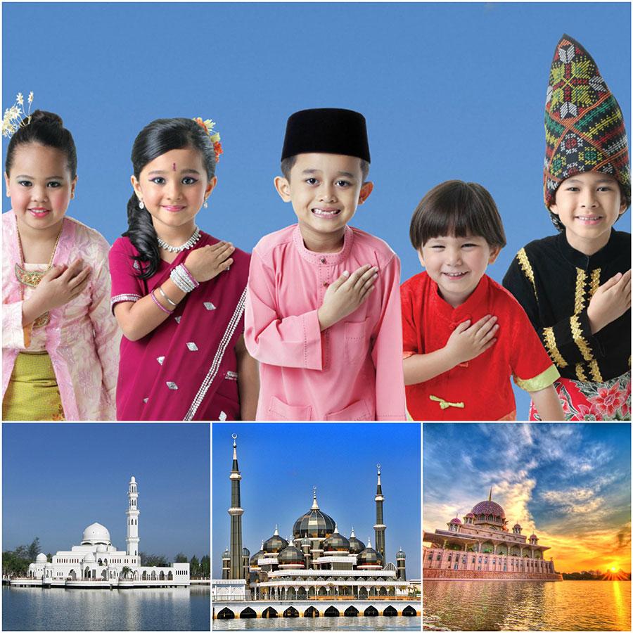 Đến Malaysia Du Lịch Hồi Giáo