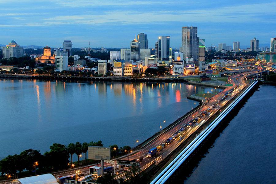 Nhắm mắt thấy Johor Bahru