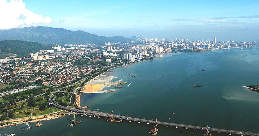 Siêu Lòng Trước Địa Điểm Tham Quan Tại Penang