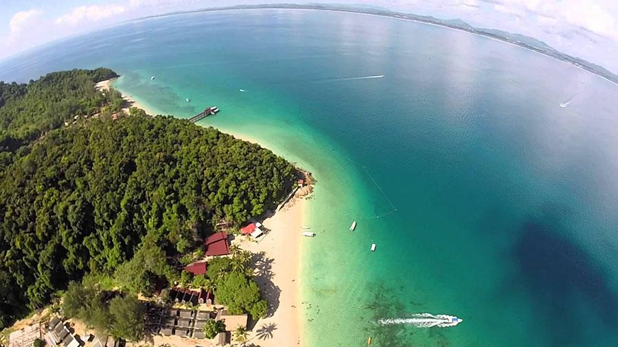 Thiên Đường Đảo Đẹp ở Malaysia