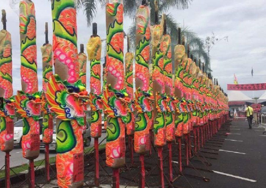 Cúng Cô Hồn Ở Malaysia Của Người Gốc Hoa