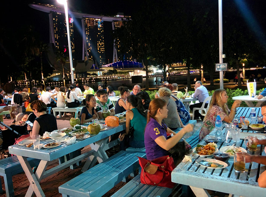 Du Lịch Malaysia Và Singapore – Khám Phá Cung Đường Ẩm Thực