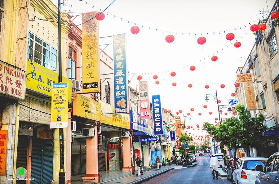 Tour Đảo Penang – Malaysia Khởi Hành Từ Sài Gòn