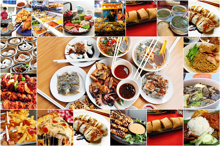 Tour Đi Malaysia Từ Hà Nội Dự Đại Tiệc Buffe ở Penang