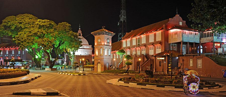 Tour Malaysia Khởi Hành Từ Nha Trang Du Ngoạn Malacca