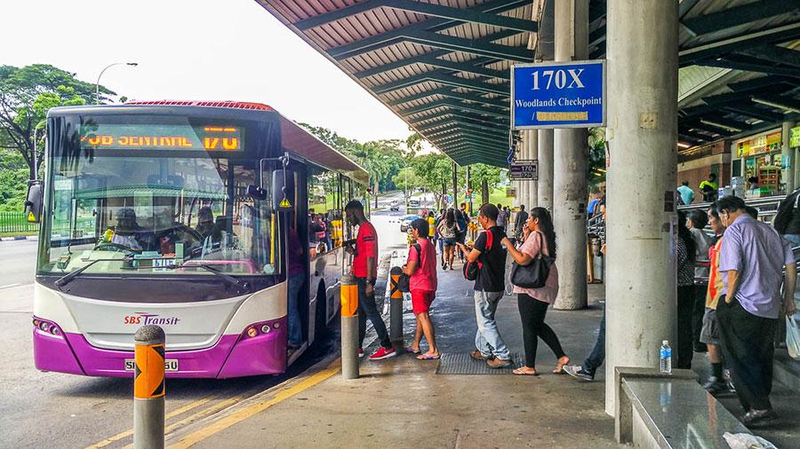 Cách Đi Đường Bộ Từ Singapore Sang Malaysia