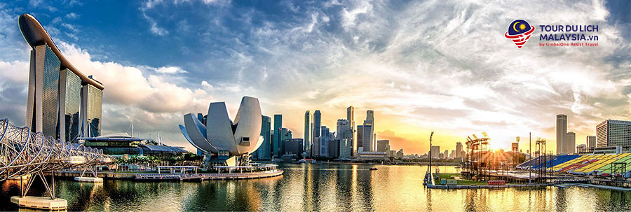 5N4Đ Legoland – SINGAPORE – Kuala Lumpur tour riêng, khởi hành mỗi ngày