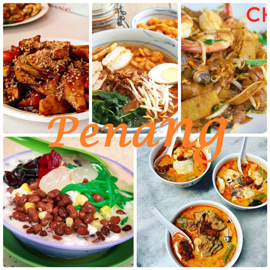 Ăn Gì Ở Penang?