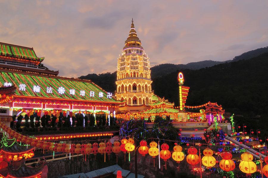 Chi phí du lịch malaysia 5 ngày