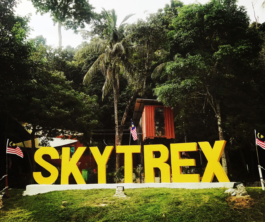 Khám Phá Skytrex Langkawi