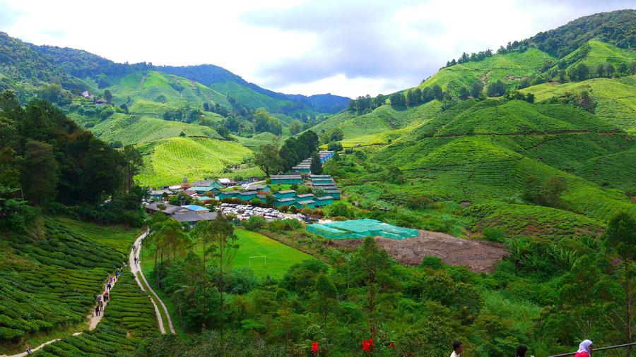 Kinh nghiệm đi du lịch bụi Malaysia