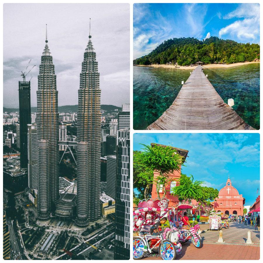 Tour Penang Trải Nghiệm 3 Trong 1