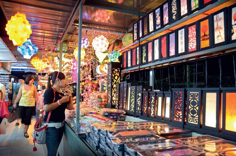 Chợ đêm Penang có gì lạ?