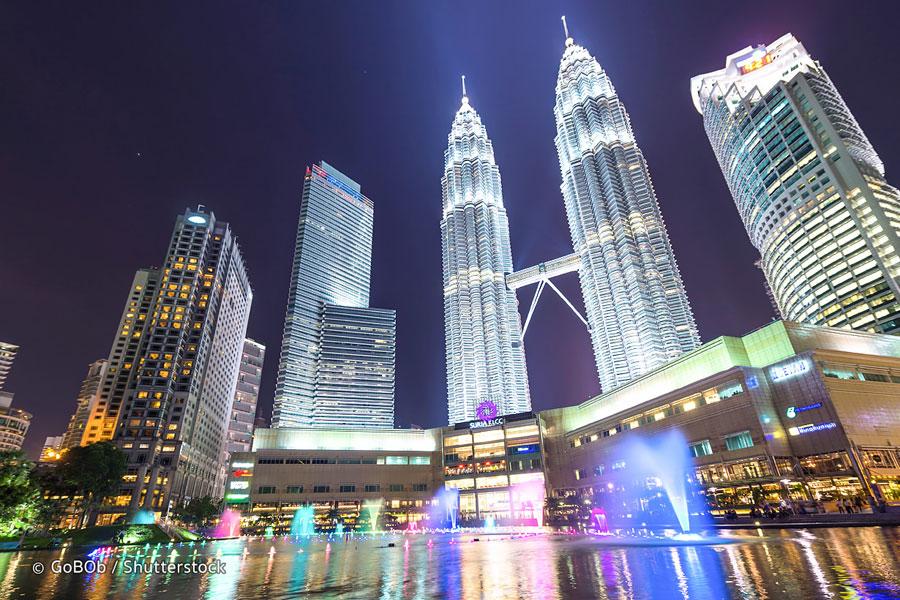 Đặt Tour Đi Malaysia