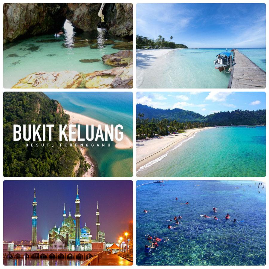 Điểm Danh 6 Bãi Biển Gần Kuala Lumpur Đẹp Mê Hồn