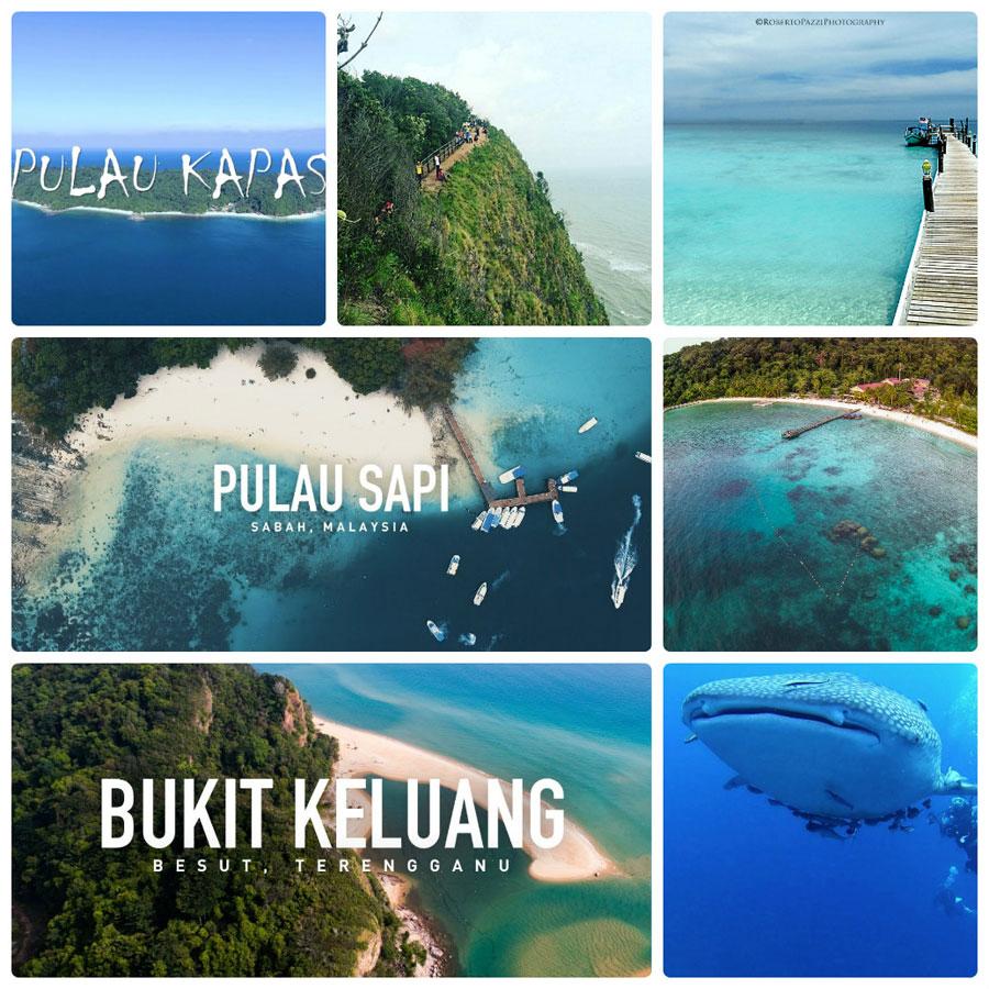 Điểm Qua 10 Bãi Biển Tuyệt Đẹp Du Lịch Ở Malaysia