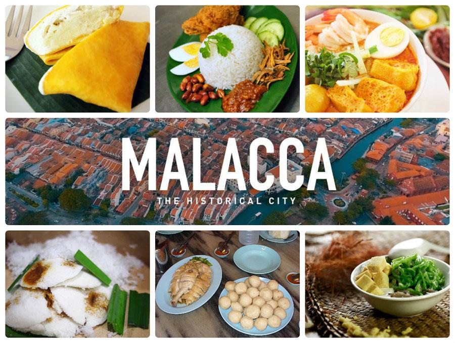 Du Lịch Malacca Malaysia Thưởng Thức Những Phiên Bản Ẩm Thực Thú Vị
