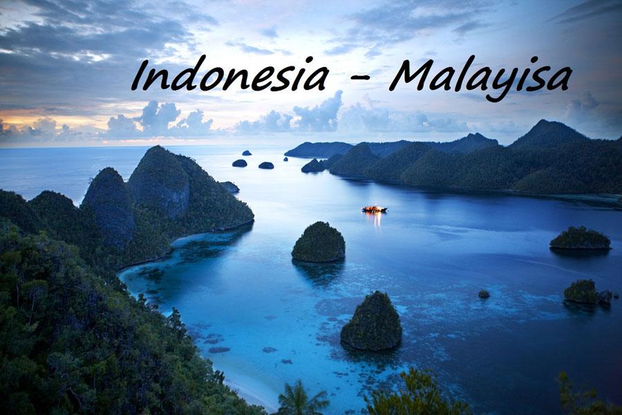 Du Lịch Malaysia – Indonesia Chu Du Đến Xứ Vạn Đảo