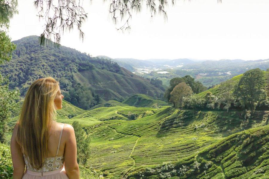 Du Lịch Pahang Malaysia – Chạm Mắt Thấy Màu Xanh