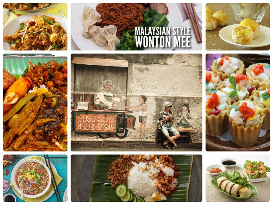 Lạc Lối Trong Những Món Ăn Đường Phố Khi Đi Du Lịch Malaysia Penang