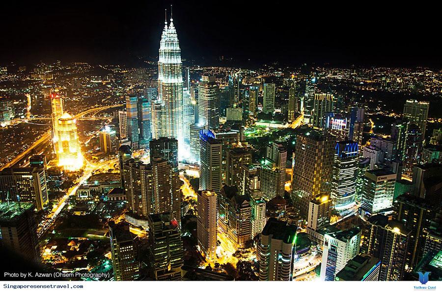 Mua tour Malaysia Đi Ngay Kẻo Trễ Hẹn