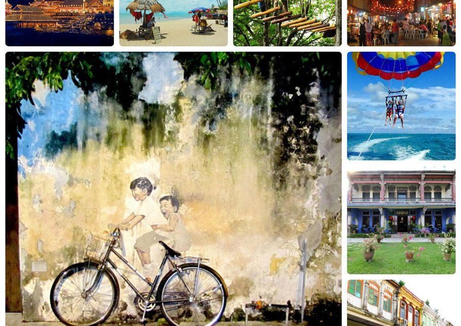 Những Điều Bạn Không Muốn Bỏ Lỡ Trong Tour Penang Từ Sài Gòn