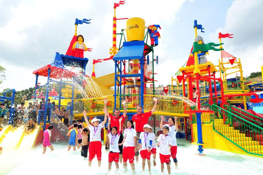 Tận Hưởng Mùa Hè Tuyệt Vời Với Tour Du Lịch Legoland Malaysia