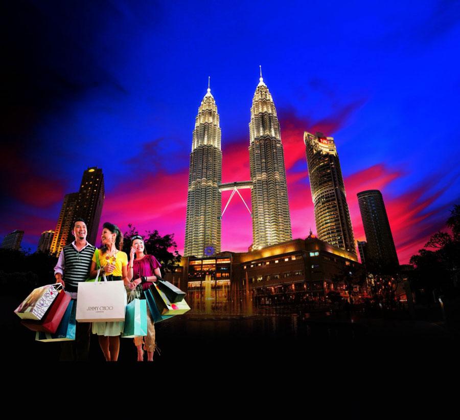Thiên Đường Du Lịch Mua Sắm Ở Malaysia
