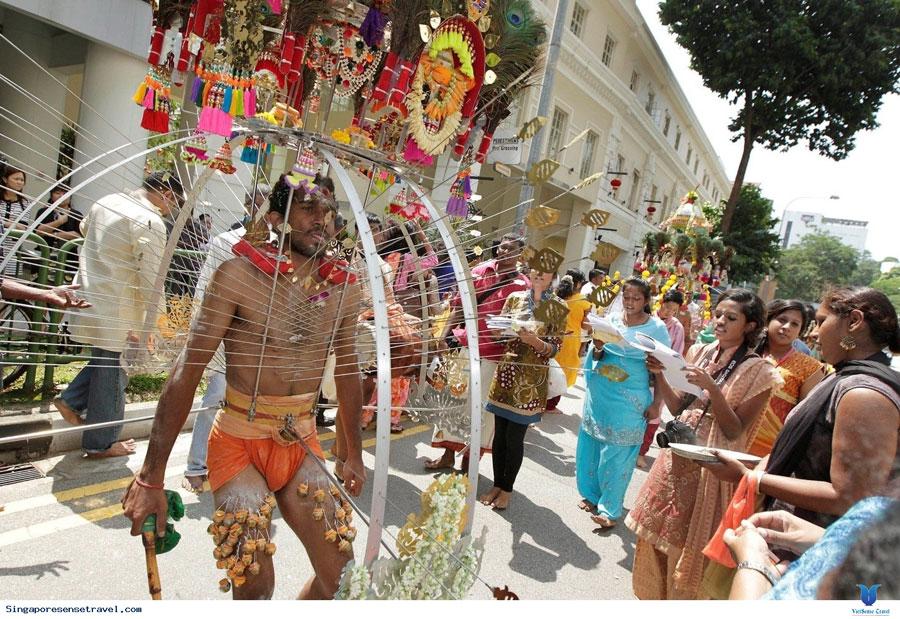Thời tiết Malaysia tháng 2 nổi bật với lễ hội Thaipusam Malaysia