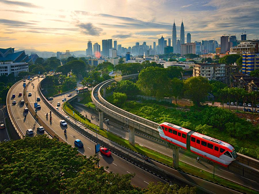 Thuê Xe Tại Malaysia Chưa Bao Giờ Đơn Giản Đến Thế