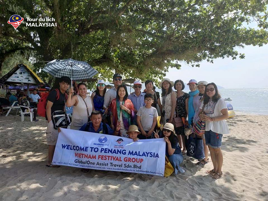 4N3Đ Đảo Penang – Georgetown – Khám Phá Di Sản