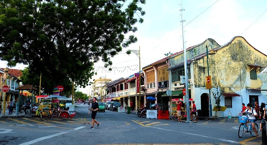Du Lịch Penang Tết 2019