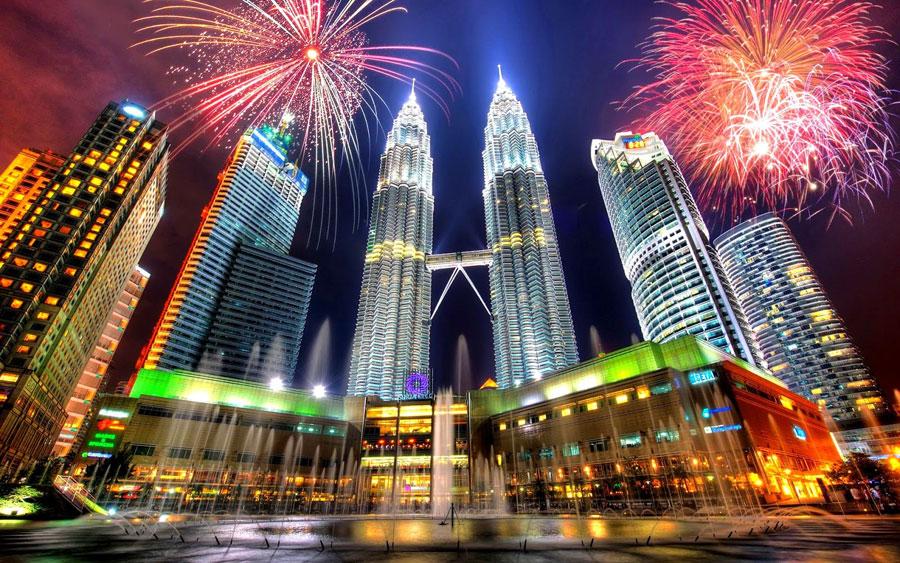 """""""Gom Lúa"""" Để Cùng Trải Nghiệm Du Lịch Tết 2019 Ở Malaysia"""