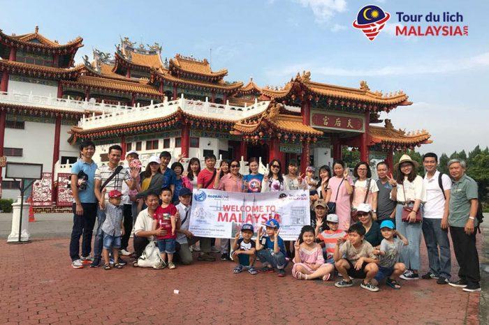 Tour Malaysia Tết Dương Lịch 2019: Kuala Lumpur – đảo Penang, KH: 29.12.2018