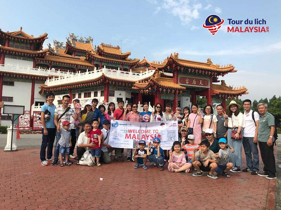 Tour Malaysia Tết Dương Lịch 2020: Kuala Lumpur – đảo Penang 4N3Đ