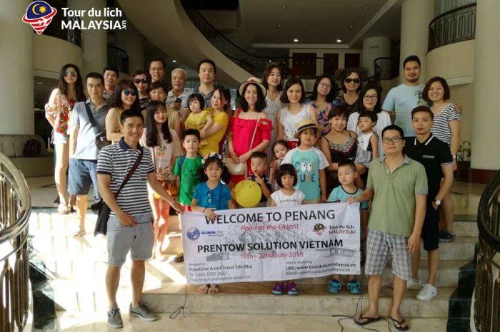 Tour Khám Phá Đảo Penang – Tour Malaysia Tết Nguyên Đán Âm Lịch 2019, KH Mùng 3 Tết