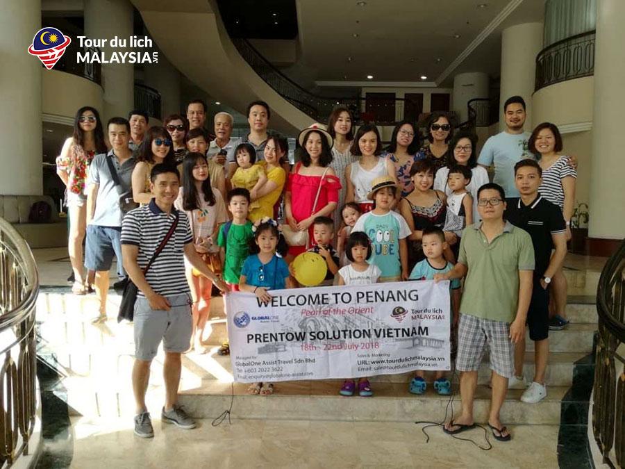 Tour Đảo Penang – Kuala Lumpur 4N3Đ, Mùng 2 Tết Nguyên Đán 2020 – KH Sài Gòn, Hà Nội