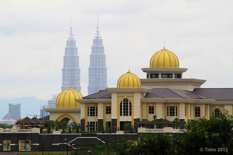 Cùng Ngắm Cung Điện Hoàng Gia Malaysia